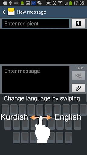 Advanced Kurdish Keyboard 4.7 screenshots 5