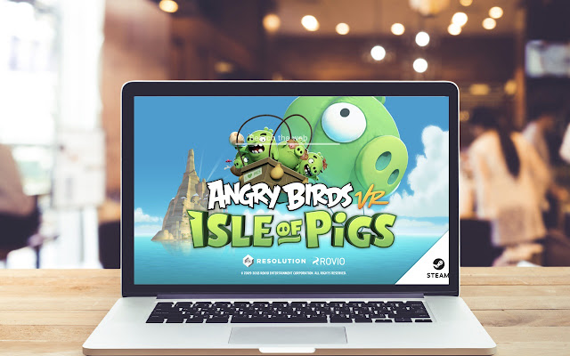 Isle Of Pigs HD Wallpapers Game Theme