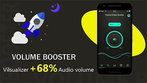 Screenshot for Super High Volume Booster  Loud Speaker Booster in United States Play Store