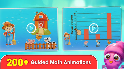 Monkey Math: math games & practice for kids screenshot 6