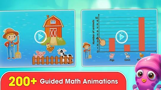 Monkey Math: math games & practice for kids 4