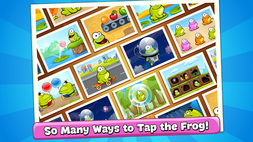 Tap the Frog 1.8.4 Screenshots 6