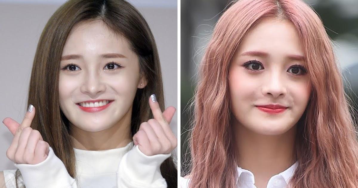 Kpop Idols With And Without Makeup Saubhaya Makeup