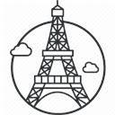 Paris Wallpapers HD Theme Icon