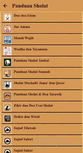 Panduan Sholat Doa Dan Wirid Apps On Google Play