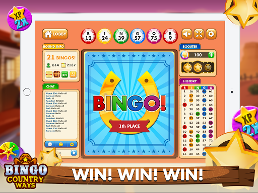 Bingo Country Ways: Best Free Bingo Games screenshots 10