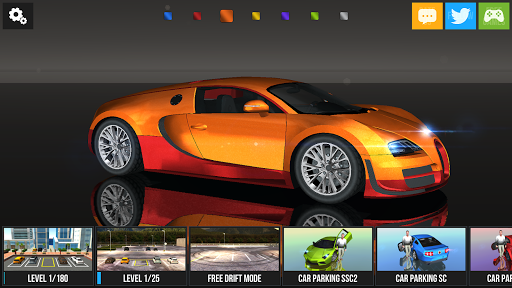 Car Parking 3D: Super Sport Car 4 6