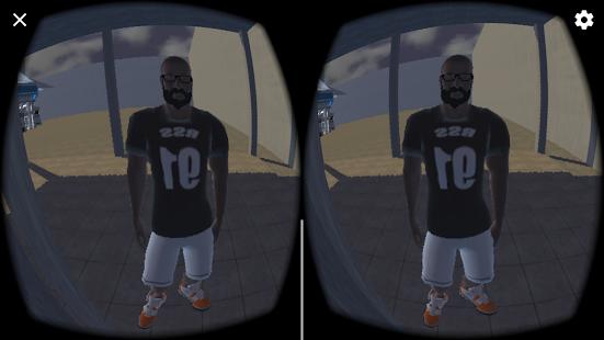 BASQUETE BASKETBALL VR - náhled