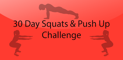 30 Day Squats Pushup Challenge - Apps on Google Play