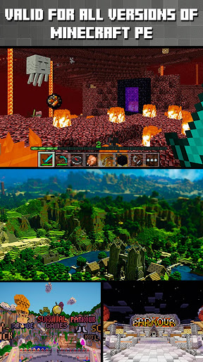 Servers for Minecraft PE 2.16 screenshots 2