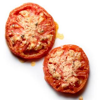 Herb-Parmesan Roasted Tomatoes