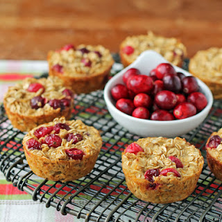 Oatmeal Cranberry Breakfast Bake Recipes