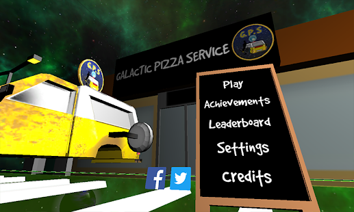 Galactic Pizza Service- screenshot thumbnail
