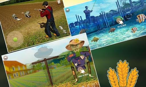 Town Farmer Sim - Manage Big Farms 1.1 screenshots 2