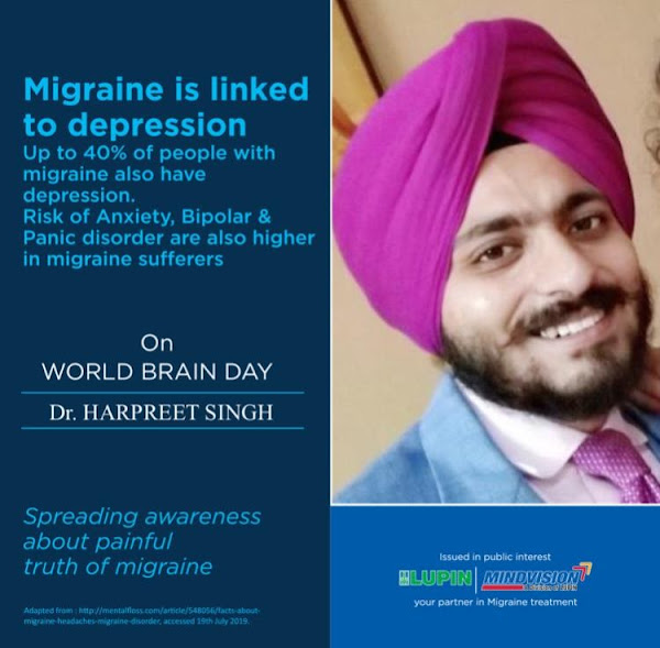 Dr  Harpreet Singh at The Healing Touch Clinic, Psychiatrist
