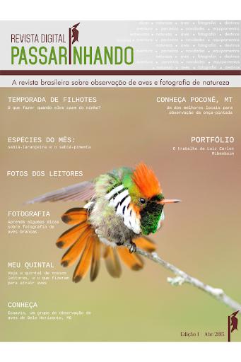 Revista Passarinhando