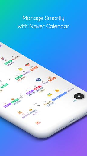 Naver Calendar 4.1.0 gameplay | AndroidFC 2