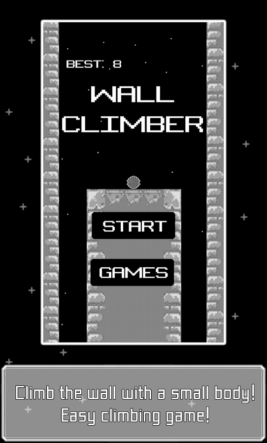 Wall Climber- screenshot