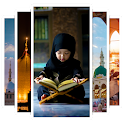 Islamic Wallpaper 🌙 Quran, Allah, Mosque Images icon