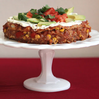 Diego Rivera – Stacked Tortilla Torta