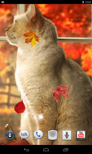 Autumn Cats Voices LWP