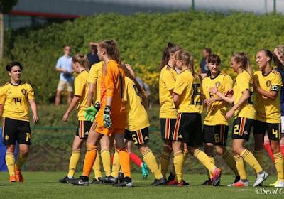 Nouvelle victoire pour les jeunes Flames contre l'Ecosse