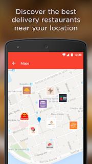 PedidosYa - Food Delivery screenshot 06