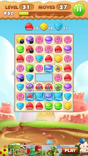 Печенье&Торт скачать на планшет Андроид