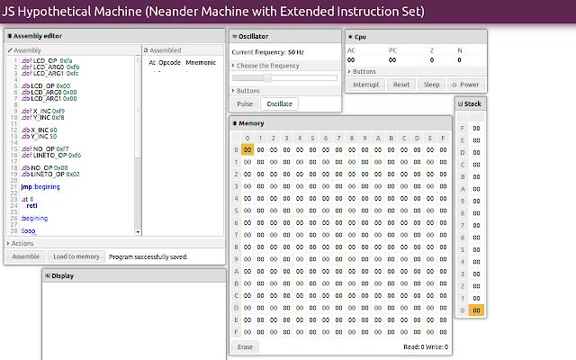 JS Hypothetical Machine
