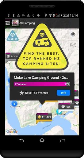 Rankers Camping NZ 3.12.4 screenshots 2