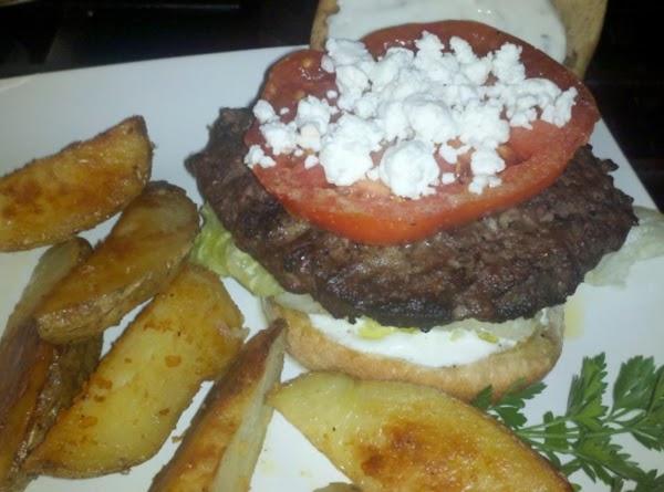 Gyro Burgers Recipe