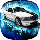 World of Cars Live Wallpaper icon