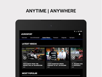 Eurosport: Sports News, Results & Scores Mod Apk (No Ads) 9