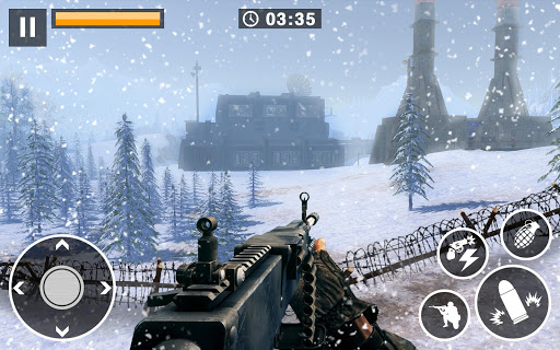 Call for War - Winter survival Snipers Battle WW2 2.0 androidappsheaven.com 11