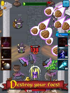 Dash Quest Mod Apk [Unlimited Gold + Free Skills] 10