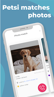 Petsi - Pet Finder by photo Screenshot