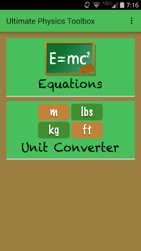 Ultimate Physics Toolbox