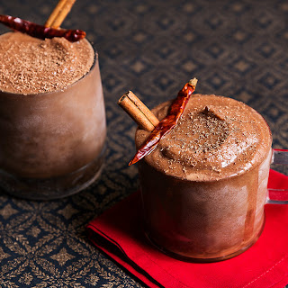 Frozen Mexican Hot Chocolate Recipe