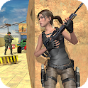 Fps Army Commando Mission: Free Action Games icon