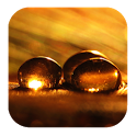 Golden Dreams Live Wallpaper icon