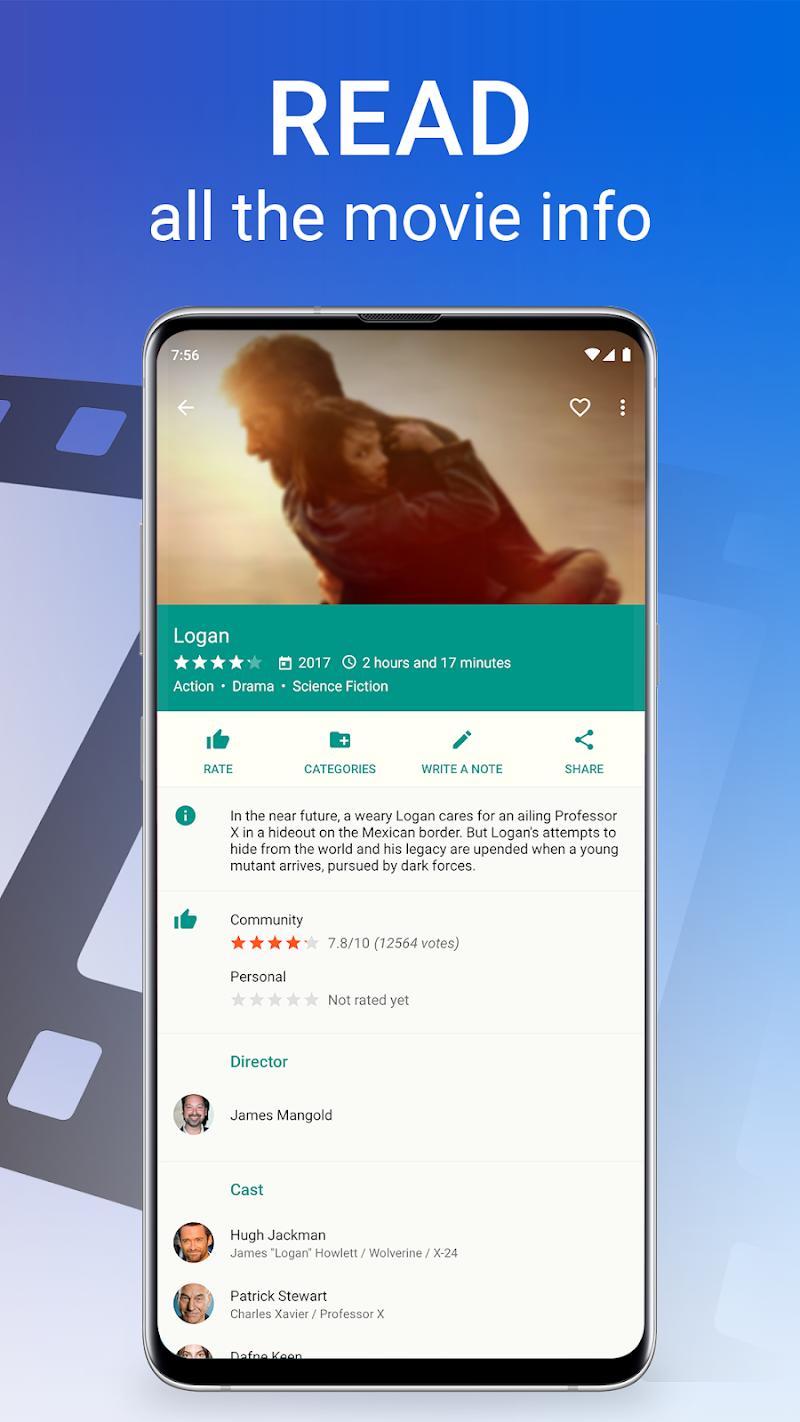 Cinemaniac - Movies To Watch Screenshot 3