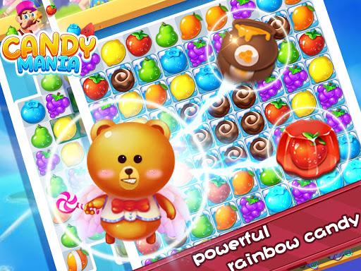 Sweet Candy Fever - New Fruit Crush Game Free 1.3.0 screenshots 6