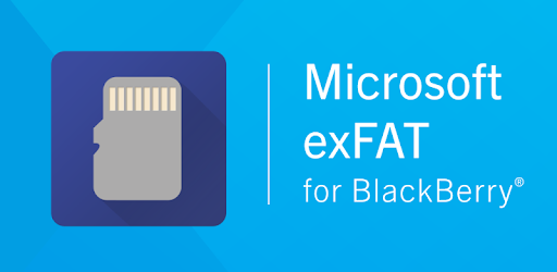 MicrosoftexFAT for BlackBerry 3 apk download for Android • com