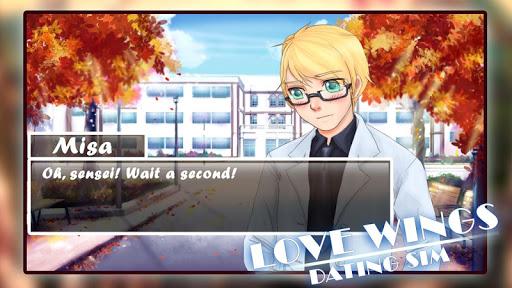 Love Wings Dating Sim