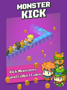 Monster Kick- screenshot thumbnail