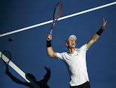 Murray verliest bij comeback in het enkelspel van Gasquet