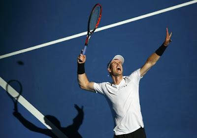 Tennis: Murray s'inquiète