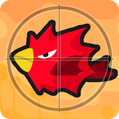 Bird Crush - gun shooting game