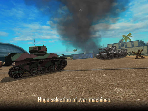 Grand Tanks: Tank Shooter Game 2.69 screenshots 4