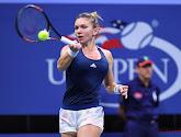 Simona Halep uitgeschakeld in eerste ronde US Open